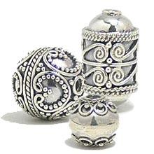 Celuk Bali bijoux argent
